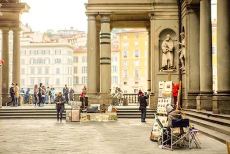 «Быть итальянцем – это работа на полнуюставку»