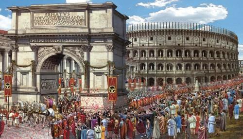 От Римской Империи до наших дней, история Италиикратко.