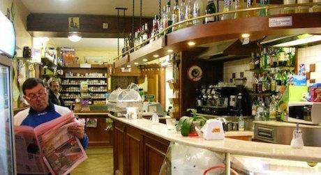 Bar classico italiano