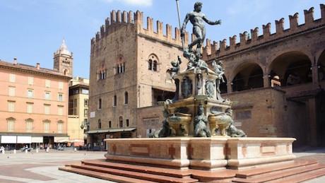 Bologna fontana