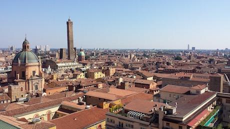 Болонья, интеллигентный город