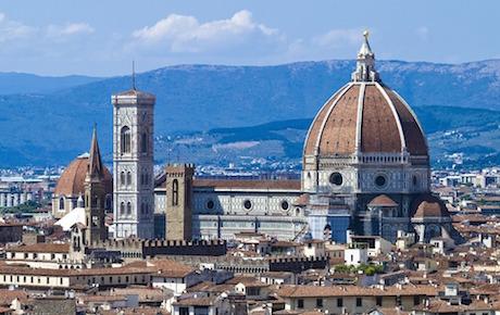 Флоренция — источник чистоговдохновения