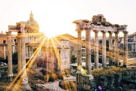 Рим: где фотографировать, чтобы набрать максимум «лайков» всоцсетях