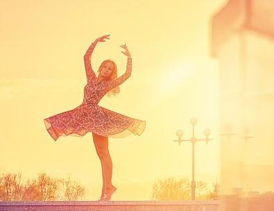 ballerina sole pixabay