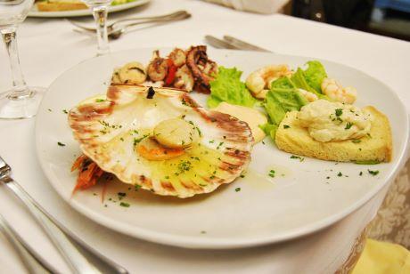 cucina italiana aperitivo mare pixabay