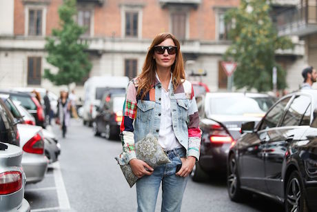 donna street style