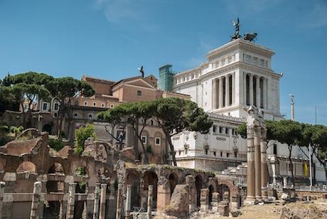 Чувство Рима или признание в любви к итальянскойстолице