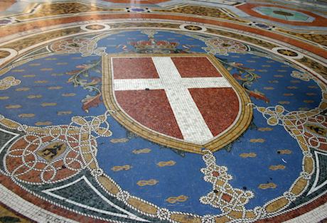 Galleria stemma di Milano
