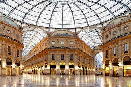 Галерея Виктора Эммануила II в Милане, 10 интересныхфактов