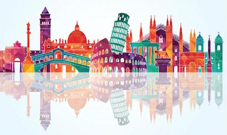 Какой город Италии самый дорогой/дешевый?