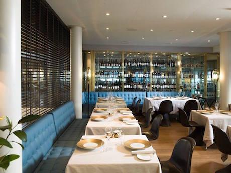 trussardi Milano ristorante