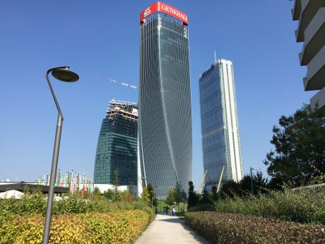 CityLife в Милане – самый современный городской район вИталии