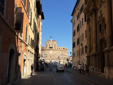 Roma Castel Sant' Angelo 1