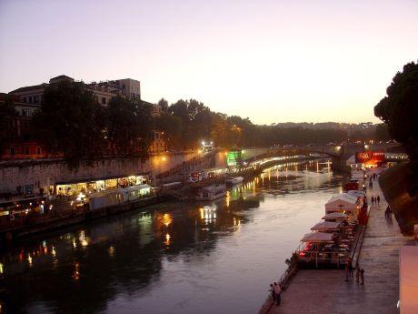 Маршрут для пешей прогулки по Риму: гетто, Трастевере,Джаниколо