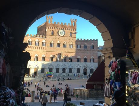 Серена из Сиены: эсклюзивные курсы итальянского и культуры,VIP-туры