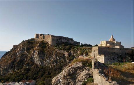 Laboling в Милаццо,Сицилия