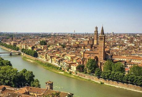 L'Italiano con noi в Вероне,Венето