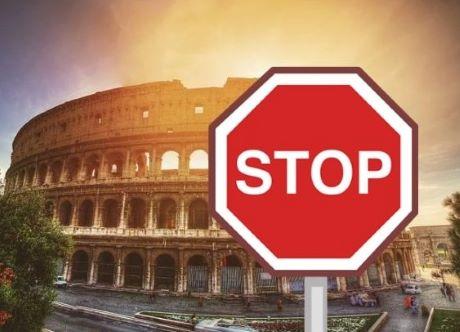 Roma stop