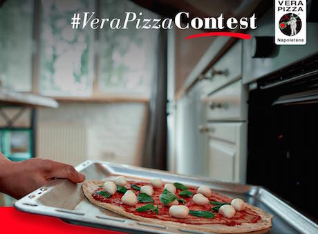 Конкурс неаполитанской пиццы VERA PIZZA с возможностью выиграть отличные призы и обучение вНеаполе